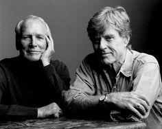 LEGENDS: Paul Newman & Robert Redford (Photographer: Mark Seliger)