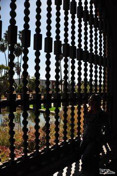 Visita ao Jardim Botânico no Balboa Park, em San Diego, no sul da Califórnia - Estados Unidos