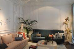 Espacio diseñado por Beatriz Silveira en casa decor http://interiorspacekm.tumblr.com/