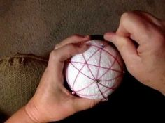 ▶Tamari Ball C10 Guidelines - method learned in Japan - YouTube