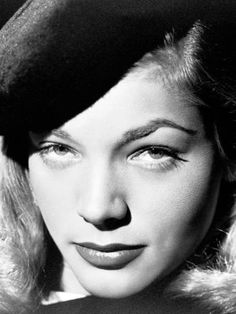 """bacallbazaar: """" Lauren Bacall in promotional still for Warner Bros. The Big Sleep Photographed by: Bert Six """" Old Hollywood Stars, Old Hollywood Glamour, Hollywood Actor, Classic Hollywood, Hollywood Actresses, William Faulkner, Lauren Bacall, Bogie And Bacall, Howard Hawks"""