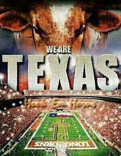 Texas Longhorns Ut Football, Texas Longhorns Football, Ut Longhorns, College Football Teams, Sports Teams, Football Season, U Of Texas, Eyes Of Texas, Hook Em Horns