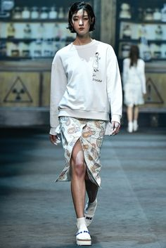 Steve J & Yoni P Seoul Fall 2015 - Collection - Gallery - Style.com