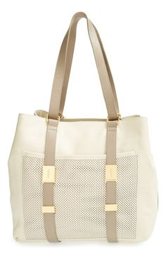 817635110eb2 See by Chloé  Medium Erin  Tote available at  Nordstrom White Tote Bag