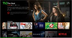 Android TV - http://techcrunch.com/video/android-tv-walkthrough-2/518499242/