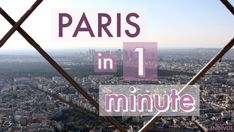 Trip to Paris in 1 minute -video Famous Architecture, Beautiful Architecture, Luxembourg Gardens, Classic Paintings, Champs Elysees, Summer Heat, During The Summer, City Life, Travel Destinations
