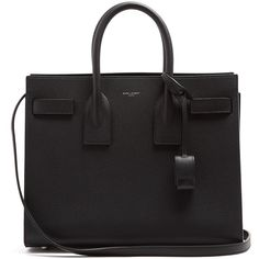 7684cdbb0c Saint Laurents signature Sac De Jour silhouette is crafted in Italy from  grained calf leather with