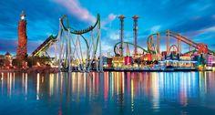 Орландо – обычный город и курорт мечты миллионов детей