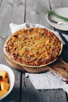 Quiche, Food And Drink, Meat, Baking, Breakfast, Morning Coffee, Bakken, Quiches, Backen