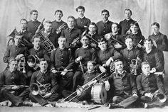 OSU Band - 1894 -The Ohio State band can cite an equally impressive list of firsts and humbly bills itself under the acronym TBDBITL (The Best Damn Band In The Land). If those claims seem a bit outlandish, the judges of the Sudler Trophy, given annually to the college band of particular excellence, confirmed them by awarding Michigan the first trophy in 1982 and Ohio State the third in 1984