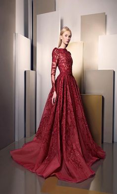 Ziad Nakad ZNsignature2016 Haute Couture Collection