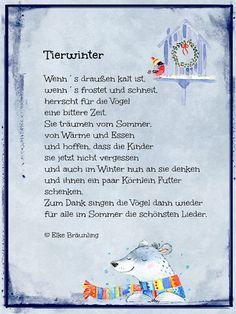 Tiere im Winter Archive -