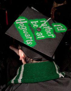 Creative Graduation Caps but in Ravenclaw colors? Graduation Cap Designs, Graduation Day, Cap Decorations, Grad Cap, Mischief Managed, Grad Parties, Hogwarts, Nerdy, Geek Stuff