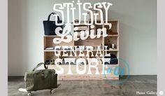 ステューシー|新レーベル「STUSSY Livin' GENGERAL STORE」誕生|STUSSY | Web Magazine OPENERS - New PRODUCTS