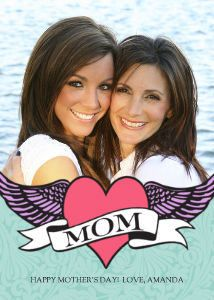 Mixbook Mom Tattoo Mother's Day Cards