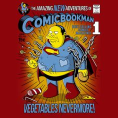Vegetables nevermore