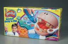 104.11: Play-Doh Doctor Drill 'n Fill | play set | Play Sets | Toys | Online Collections | The Strong