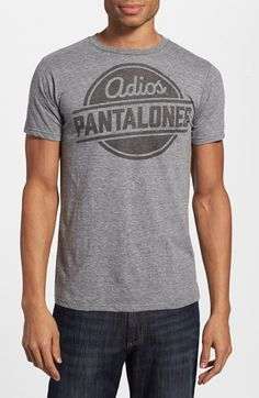BUY ME BRUNCH 'Pantalones' Graphic T-Shirt available at #Nordstrom