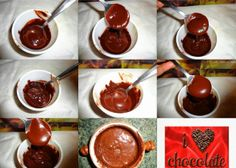 8 healthy raw vegan chocolate sauce recipes