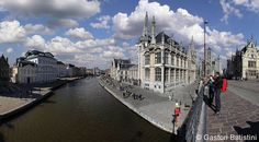 Canon Lens @ Some photos stitched covering about Ghent Belgium, Photo Stitch, Europe, Travel, Viajes, Destinations, Traveling, Trips