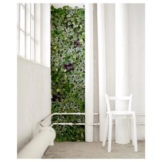 IKEA - FEJKA, Artificial plant, wall mounted, in/outdoor green, Liven up your living space with greenery by decorating your walls with the artificial plant panel. The plant wall panels are easy to connect with a simple click-solution. Plant Wall Diy, Indoor Plant Wall, Plant Decor, Indoor Plants, Garden Plants, Indoor Trees, Jardin Vertical Artificial, Small Artificial Plants, Artificial Plant Wall