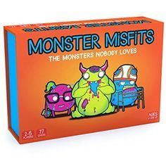 Monster Misfits: The Monsters That Nobody Loves