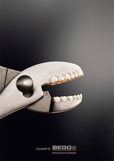 Mecánica dental * http://9musas.net/mecanica-dental/ #dientes #pinza #herramienta