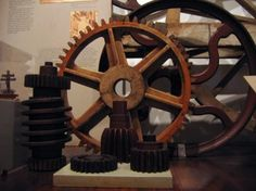 Pulley Pulleys And Gears, Cannon