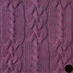 Косы. Обсуждение на LiveInternet - Российский Сервис Онлайн-Дневников Stitch Patterns, Knitting Patterns, Knitting Stitches, Knit Crochet, Blanket, Knitting And Crocheting, Knitting, Knit Patterns, Bedspreads