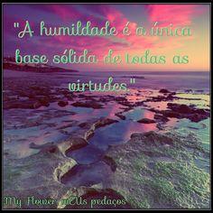Humildade... (facebook.com/Meuseteus).
