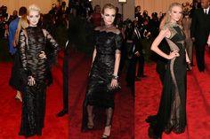 Anne Hathaway, Diane Kruger e Taylor Swift arrasaram no Baile do MET 2013. #fashion #divas #MET #trend