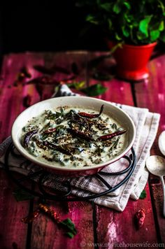 Garam Masala Tuesdays: Bhindi Raita - The Novice Housewife Baked Okra, Roasted Okra, Indian Side Dishes, Desi Food, Garam Masala, Oatmeal Cookies, Raisin, Indian Food Recipes, Food Inspiration