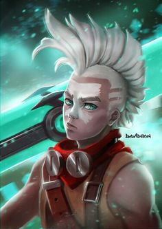 Ekko League of Legends