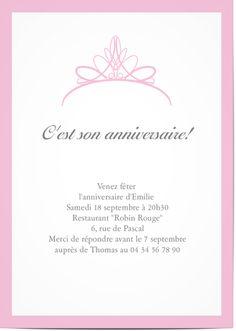 Cartes d'Anniversaire Ados | Invitations @ Optimalprint France