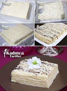 Ak Pasta Tarifi