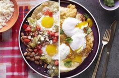 Huevos Rancheros Recipes: Two Different, Delicious Takes - WSJ