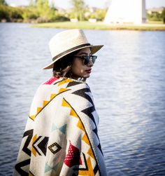 Blanket Scarf from Zaful- The Vagabond Wayfarer
