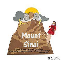 Mt. Sinai Craft Kit (8.25 for 12)