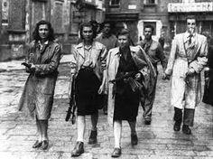 Partigiani a Milano 1945. 25 Aprile: Festa della Liberazione