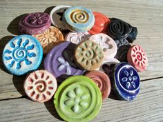 Buttons, buttons -- oh, the possibilities!