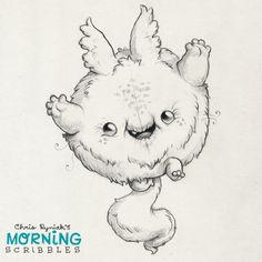 Morning+Scribbles+#302