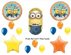 DESPICABLE ME 2 MINIONS Happy Birthday PARTY Balloons Decorations Supplies Anagram http://www.amazon.com/dp/B00E0VSERG/ref=cm_sw_r_pi_dp_uRzGwb1AXY5T5