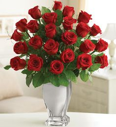 Red Roses as Christmas Gifts for Girlfriend