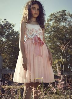 The Fly Away Tutu dress in peony pink is completely magical.