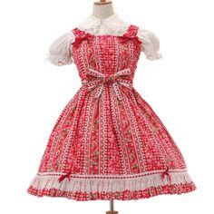 http://www.wunderwelt.jp/products/detail4662.html ☆ ·.. · ° ☆ ·.. · ° ☆ ·.. · ° ☆ ·.. · ° ☆ ·.. · ° ☆ Sweet Ribbon Strawberry Dress Angelic pretty ☆ ·.. · ° ☆ How to order ☆ ·.. · ° ☆  http://www.wunderwelt.jp/blog/5022 ☆ ·.. · ☆ Japanese Vintage Lolita clothing shop Wunderwelt ☆ ·.. · ☆ # egl