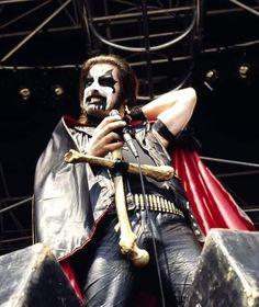 King Diamond, Mercyful Fate, Black Death, 80s Music, Thrash Metal, Metal Bands, Heavy Metal, Punk, Concert