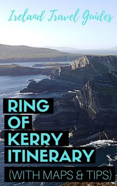Here's our Ring of Kerry itinerary for 7 days along with tips, guide, and map to help you out with your adventure. Ring of Kerry Itinerary For 7 Days (Tips and Map) - Ireland Travel Guides Europe Destinations, Europe Travel Tips, Travel Guides, Travel List, European Travel, Budget Travel, Cliffs Of Moher Ireland, Ireland Travel Guide, Ireland Vacation