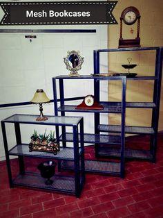 bookcase Metal Bookcase Recycled Metal Bookcase Steel