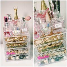 Storage the pretty way | Beauties, Fashionistas, & All things Fashion!!