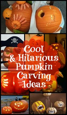 Pumpkin Carving Ideas And Patterns For 2016